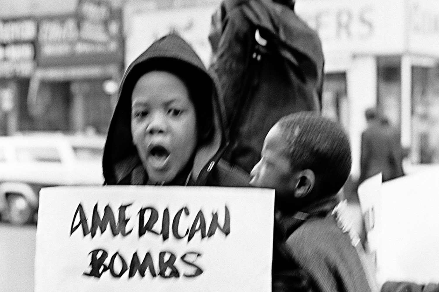 DEMONSTRATION (NYC,WDC)  1967- 1971
